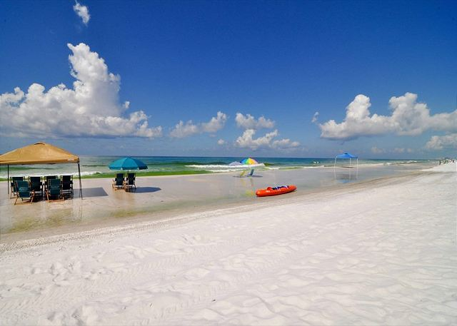 Royal Flush ~ Village of Dune Allen Beach ~ Santa Rosa Beach, FL