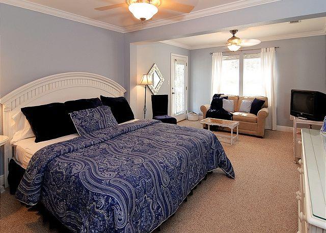 Master Suite ~ Seagrove Beach, FL