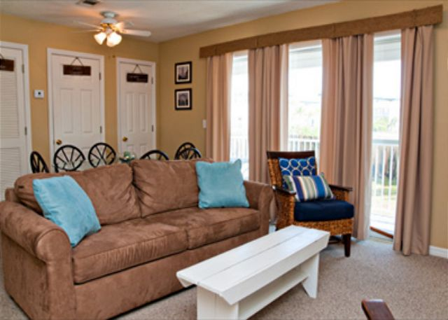 Living Room ~ Seagrove Beach, FL