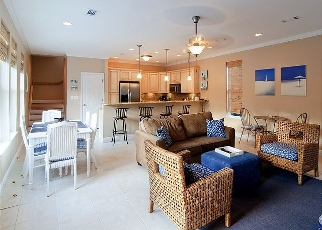 Carriage House Overview ~ Seagrove Beach, FL