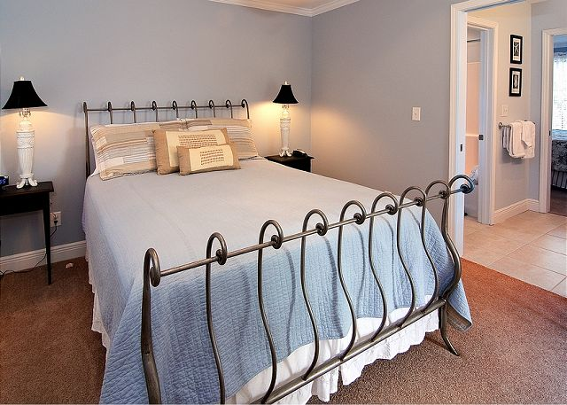 Third Floor Queen Bedroom ~ Seagrove Beach, FL