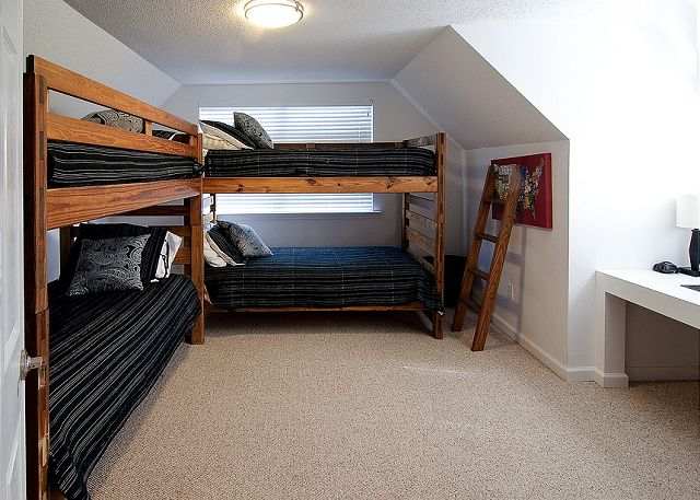 1st Floor Double Bunk Room ~ Seagrove Beach, FL
