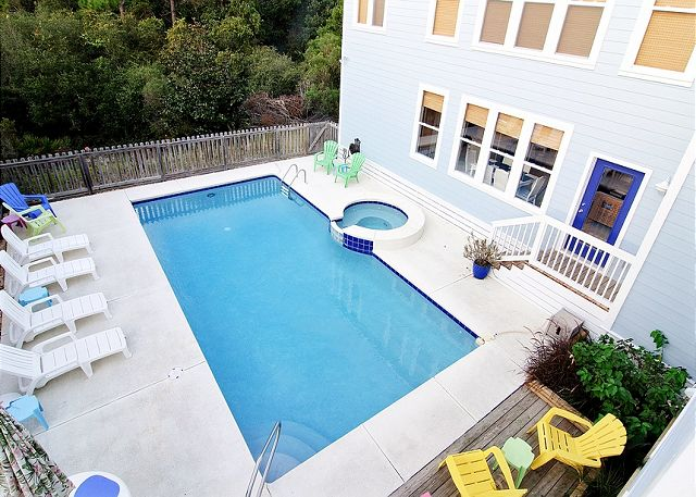 Private Pool ~ Seagrove Beach, FL