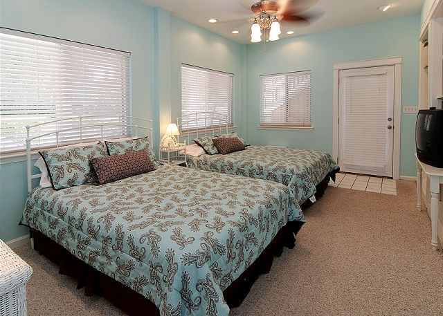 1st floor Queen Bedroom ~ Seagrove Beach, FL