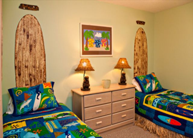 Twin Room ~Seagrove Beach, FL