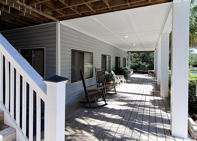 Wrap Around Porches ~ Seagrove Beach, FL