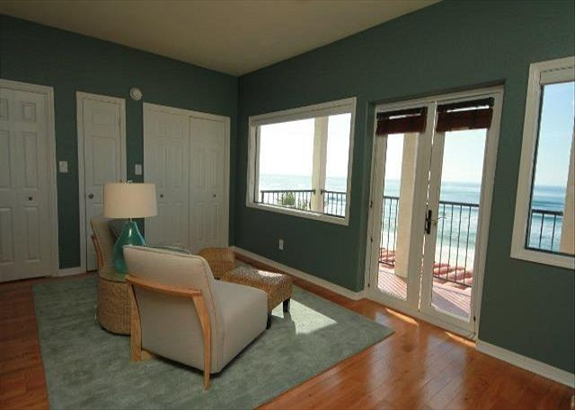 Master Bedroom Viewing Area ~ Santa Rosa Beach, FL