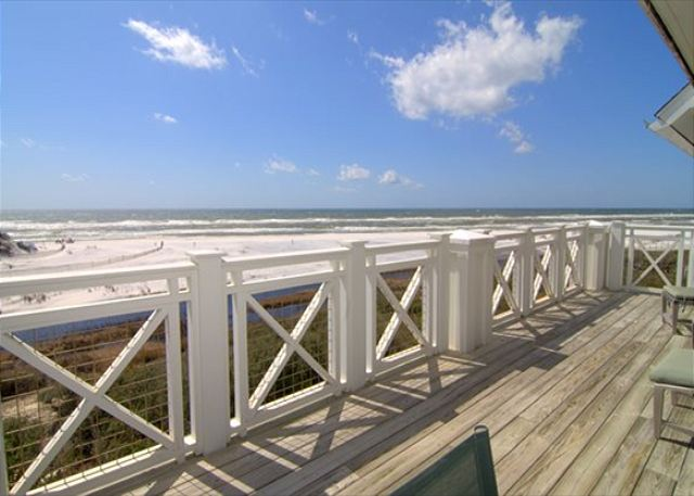 Deck ~ Watersound, FL