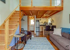 Sequoia Cottage – Eco Cool, Fresh and New!