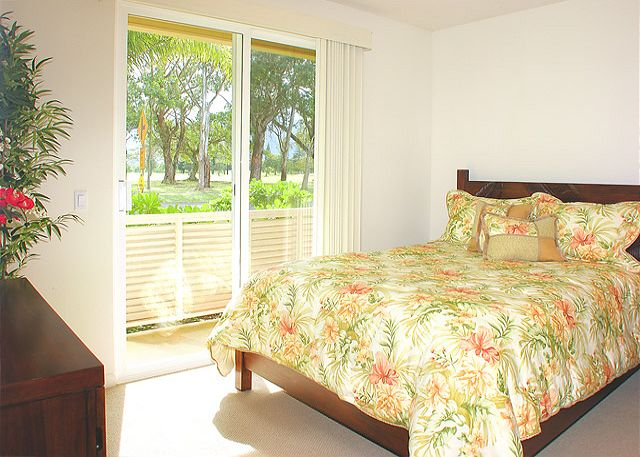 Guest Bedroom located downstairs