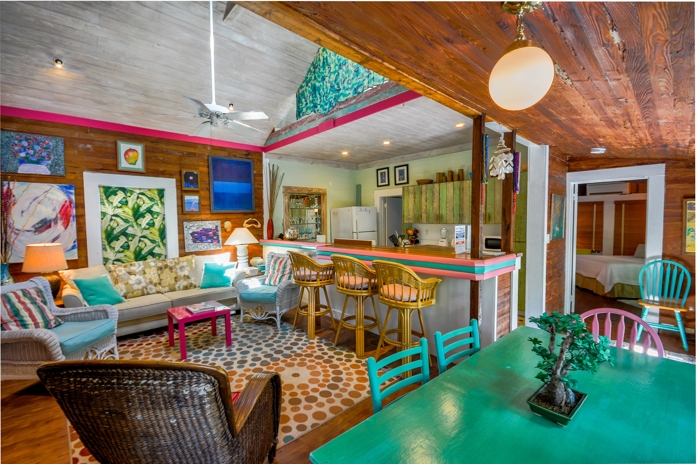 Key West Vacation Rental Home Small House Interior Design