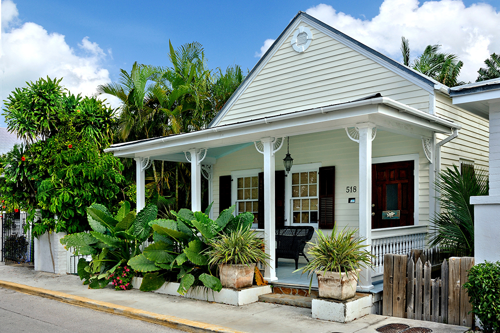 Key west historic district vacation rentals rent key for Catherines house