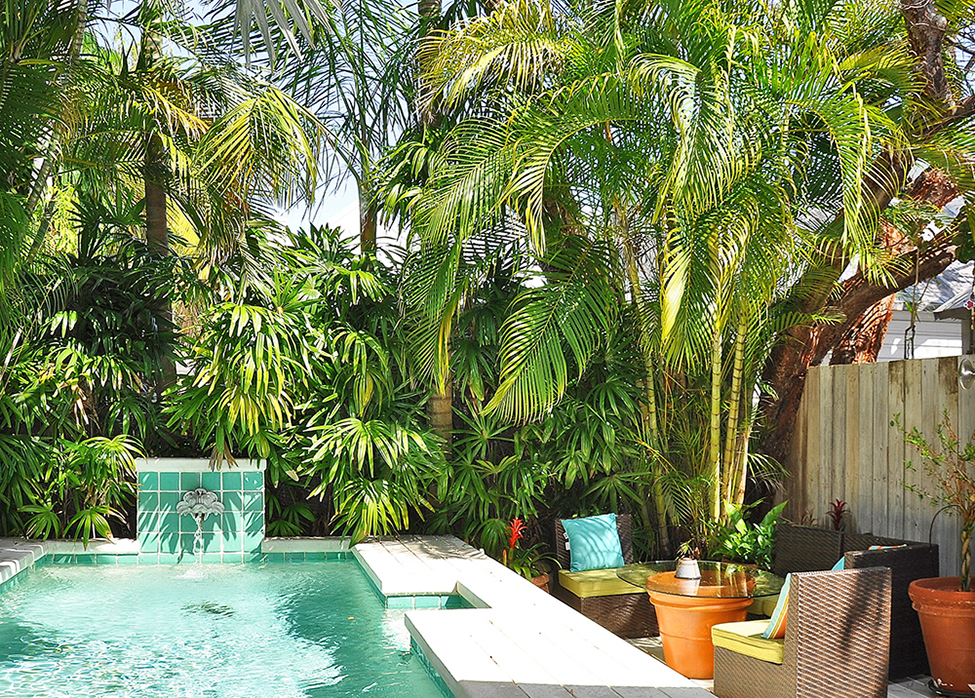Historic district vacation rentals rent key west mango menagerie