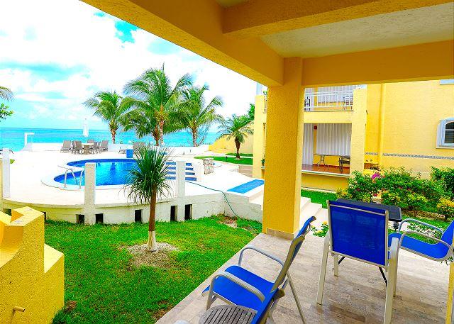 Paradise Condos 1b Cozumel Terrace