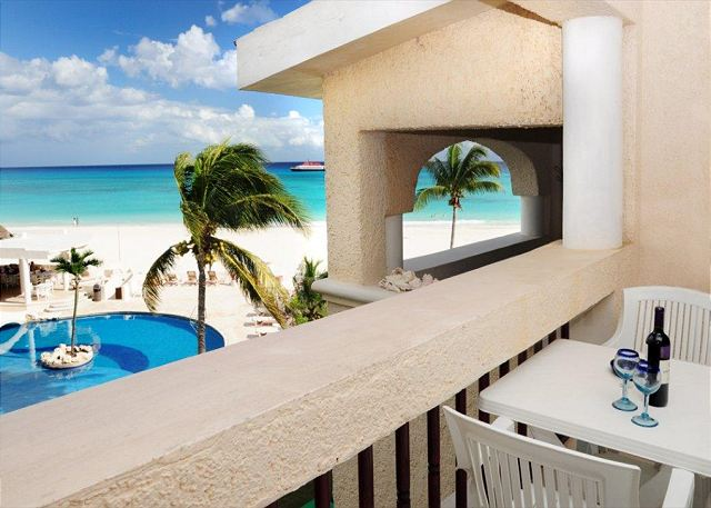 Xaman Ha 7202 Playa del Carmen Terrace
