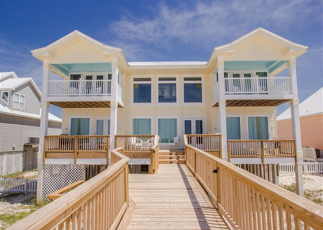 5BR Beach Front - Remodeled in 2016 - 3 Gulf Front Master Suites