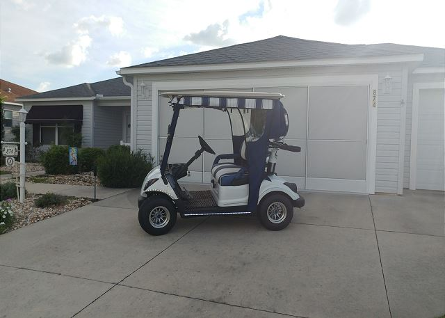 New Listing! Home with  Gas Golf cart!