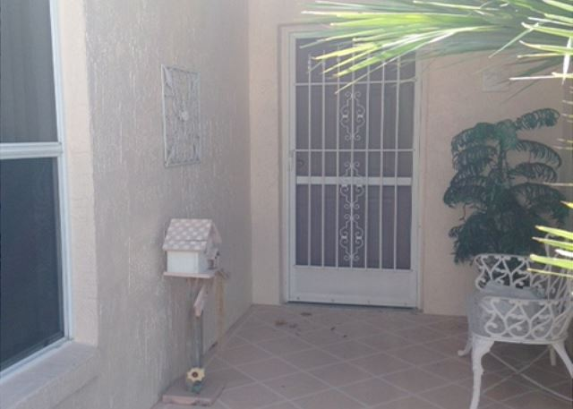 VILLAGE OF RIO GRANDE COURTYARD VILLA WITH GOLF CART