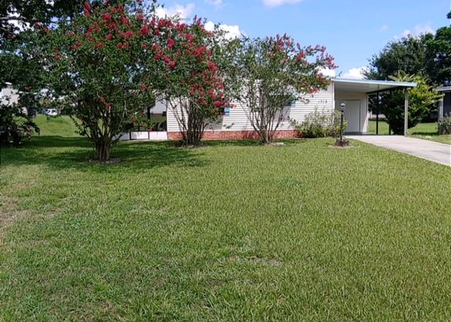 Just listed 2/1  in Orange Blossom Gardens!