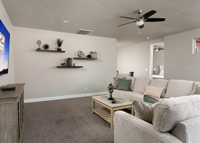 2nd Living Room Upstairs