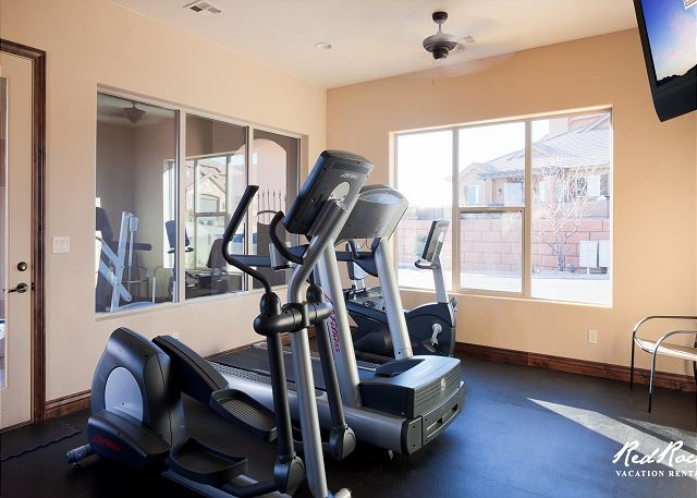 Coral Ridge Fitness Room