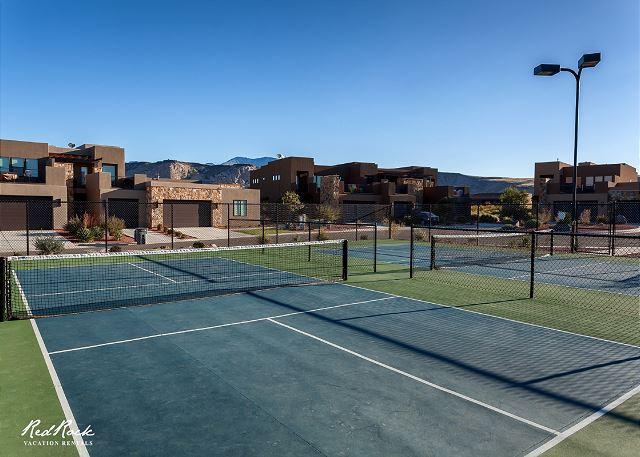 Community Pickleball court