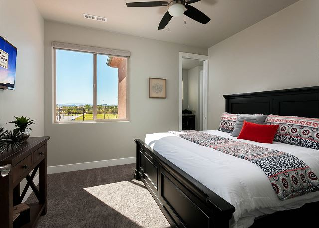 3rd Master Suite - King Bed