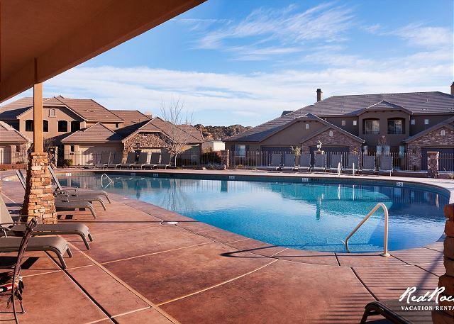 Community Pool Area