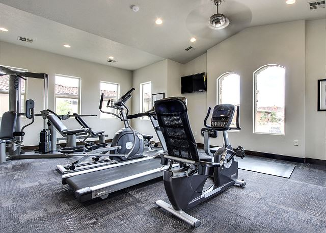 Community Gym in Clubhouse