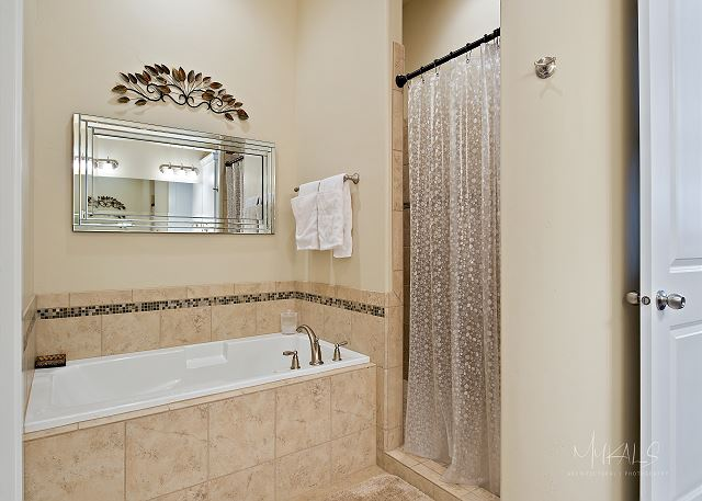 Master Bathroom Main Leve