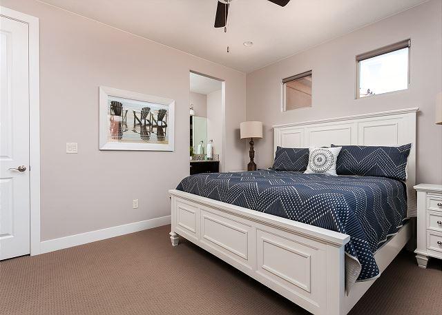 Bedroom 3 Master King Bed