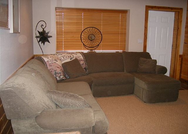 Family Room with TV/Nintendo