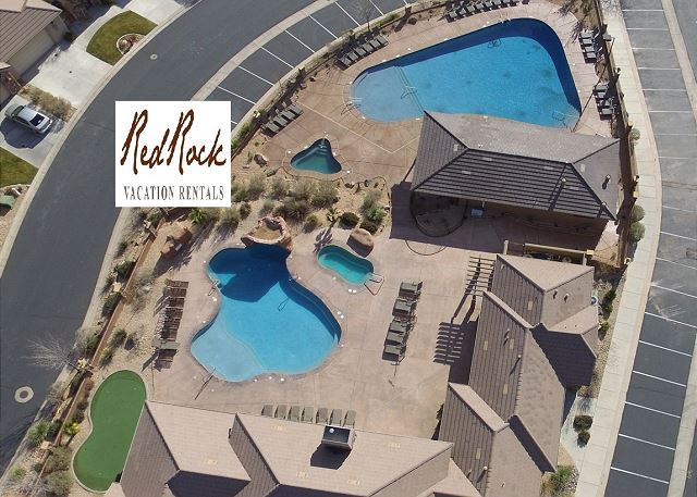 Arial Community Pools/hot tubs
