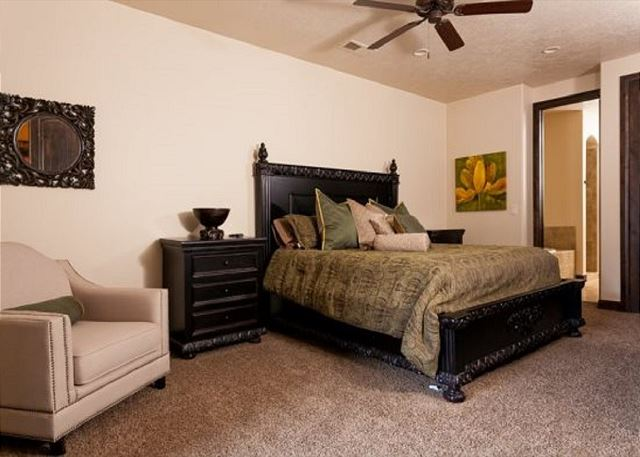Second Master Suite - King
