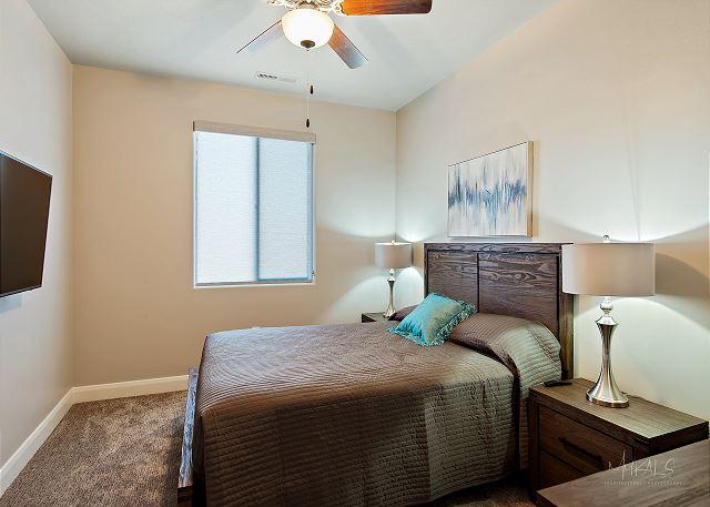 Master Bedroom 5 - Queen Upstairs