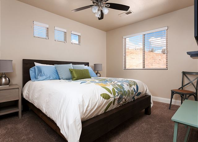 2nd master suite - king