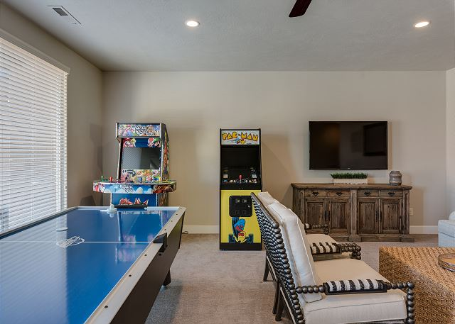Game room/family room