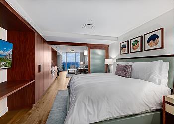 バケーションレンタル at リッツ・カールトン・ワイキキ (Ritz-Carlton, Waikiki) #2710-DT