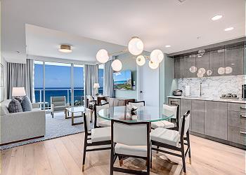バケーションレンタル at リッツ・カールトン・ワイキキ (Ritz-Carlton, Waikiki) #3405-DT