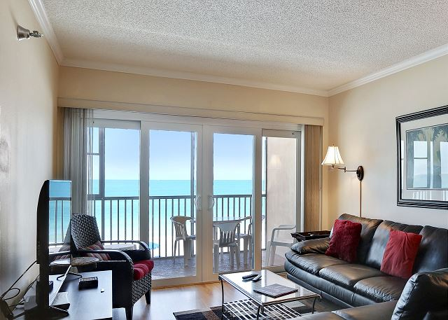 Villa Madeira 307 - Paradise! Many updates in this awesome beach front condo!