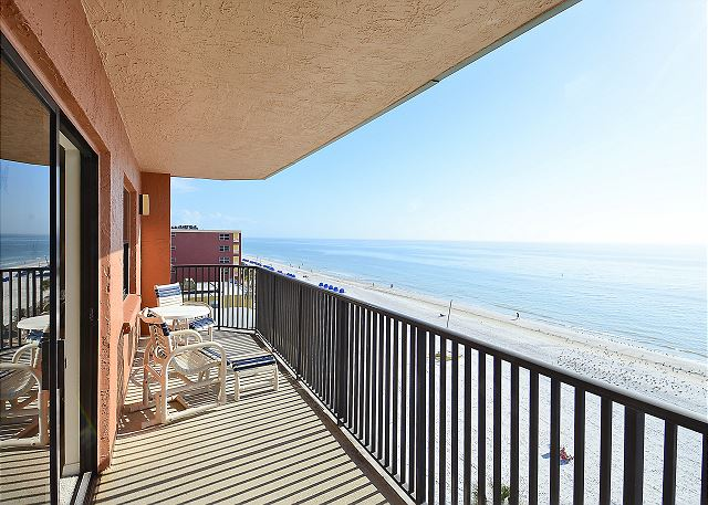 Emerald Isle #602 - Beautiful, spacious 3 bedroom condo/AWESOME GULF views!