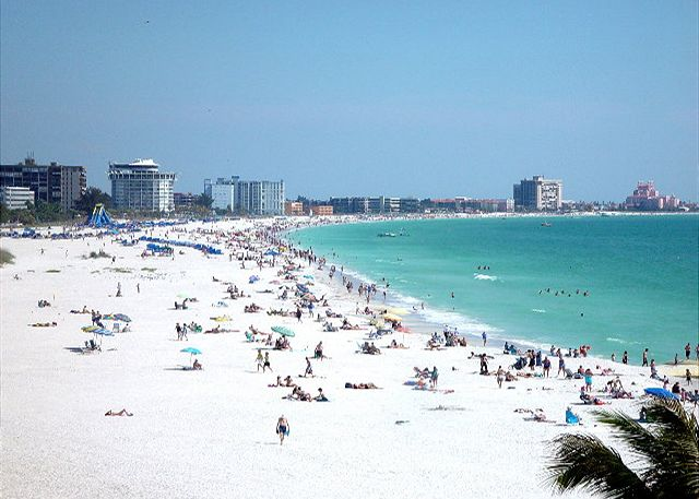 Breathtaking View Of St Pete Beach And The Gulf Mexico