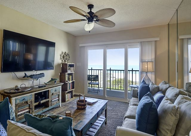 Land's End 402 building 6 TOP Floor / Beachfront with AWESOME views!!!