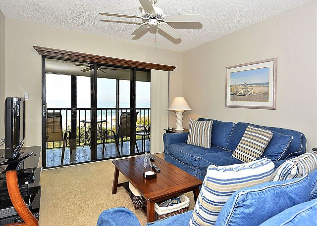Land's End 402 building 7 Top Floor Beach front with Awesome Views!!