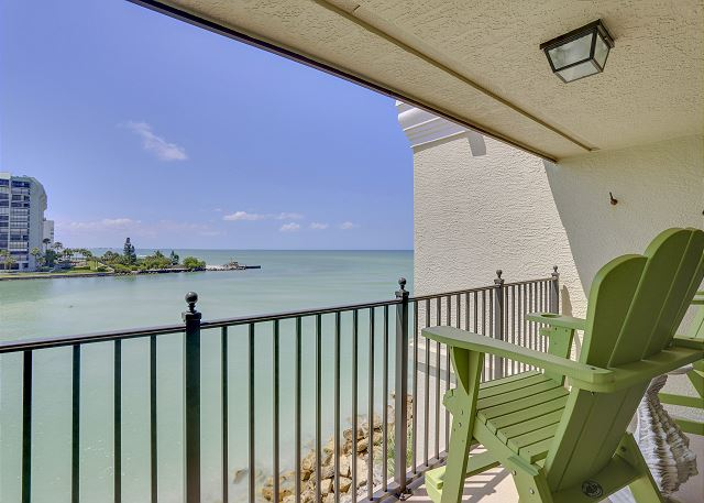 Land's End 403 building 5 Totally Remodeled! / AWESOME GULF VIEWS!!