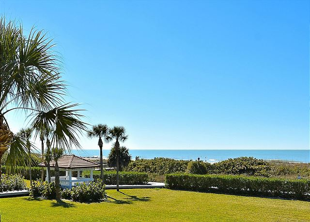 Land's End 204 building 8 Complete Remodel with stunning Gulf view!