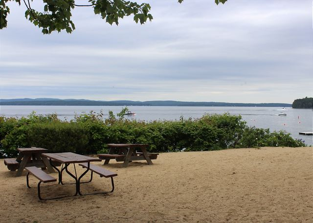 Gunstock Acres Shared Beach