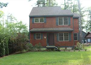 Adirondack Home on Lake Winnipesaukee(BAI26WBf)