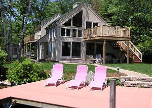 Fantastic Waterfront Home Cummings Cove (CAN23Wf)