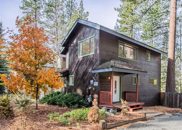 Newly remodeled interior! 3BR/2BA and parking for up to 2 cars at this charming Tahoe Island home